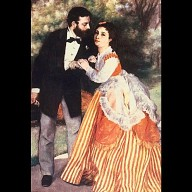Sisley and His Wife