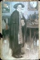 Man in a Cloak