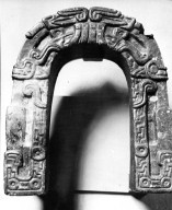 Yoke with Incised Decorations