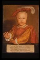 Edward VI as Prince of Wales