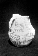Pitcher from Chaco Canyon