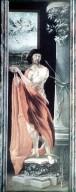Isenheim Altarpiece: closed