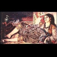 Odalisque: Woman of Algiers