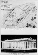 Restored Model of Acropolis and Parthenon