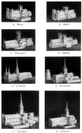 Comparative Models of English Cathedrals 1