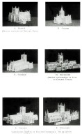 Comparative Models of English Cathedrals 3