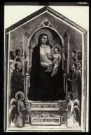Madonna and Child Enthroned with Saints (Ognissanti Madonna)