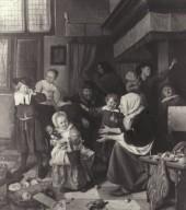 Eve of Saint Nicholas Feast