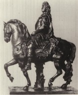 Model for Equestrian Statue of Louis XIV