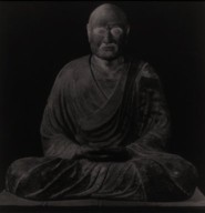 Portrait of Ganjin from Kaisando Hall
