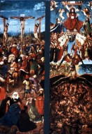 Crucifixion and Last Judgment