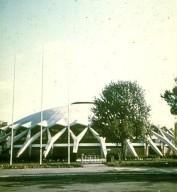 Palazzetto dello Sport, 1960 Olympics
