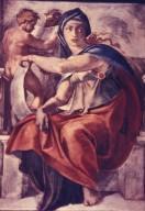Sistine Chapel: Delphic Sibyl