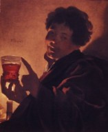 Boy with a Wineglass