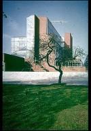 Cambridge University History Faculty Building