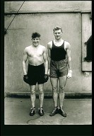Boxers, Hein Hesse and Paul Roderstein