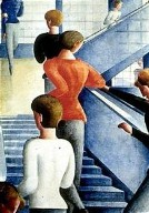 Bauhaus Stairway