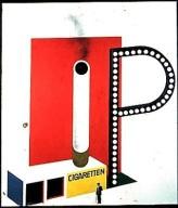 """Kiosk for Cigarette Brand """"P"""""""