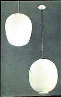 White Opal Pendant Light Fittings