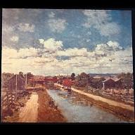 Port Ben, Delaware and Hudson Canal