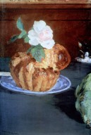 Still Life with Brioche