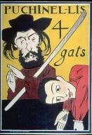 Punchinellis: 4 Gats