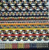 Mayan Mat Patterns Number Structures