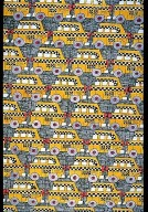 Yellow Checkered Cab