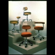 Front Row Seating, Dual Model Stool Design