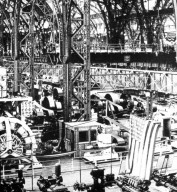 Chicago World's Fair (Columbian Exposition): Machinery Building
