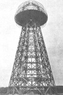 Wardenclyffe Electrical Broadcasting Tower