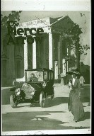 Advertisement for Pierce Arrow Company