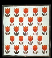Modernistic Tulips