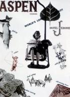 Aspen Colorado Tourism Poster