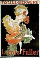 La Loie Fuller Poster