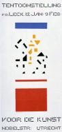 De Stijl Exhibition Poster
