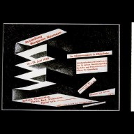 Exhibition Poster for Asstellung Margarete Naumann