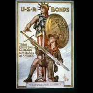 Weapons for Liberty USA Bonds Poster