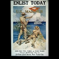 Enlist Today, U.S. Marines