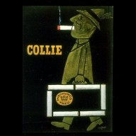 Collie Cigarettes Poster