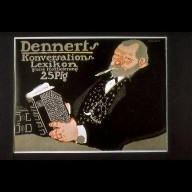 Denneats Lexicon Book Advertisement