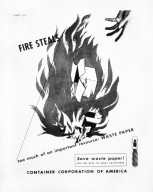 Fire Steals Too Much of an Important Resource, from the Early Series
