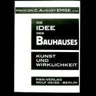 Bauhaus Pamphlet