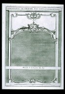 Design for an Over-Mantel Mirror