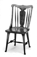 Side Chair for Converse Memorial Library