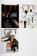 Spy Magazine Covers