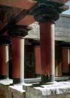 Palace of King Minos: Courtyard of Royal Apartments