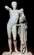 Hermes Holding the Infant Dionysos