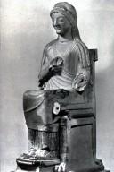 Throne, Terra-Cotta Structure