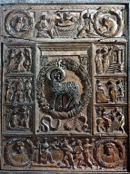 Ivory Diptych with Scenes from the Life of Christ